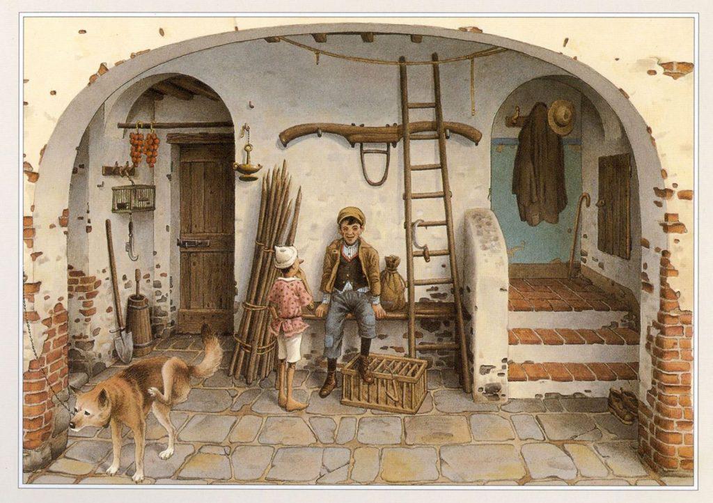 Roberto Innocenti iliustr.