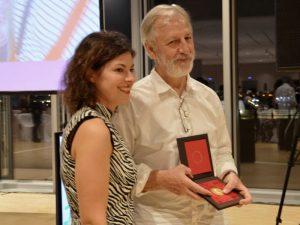 Laureatas Igoris Oleinikovas