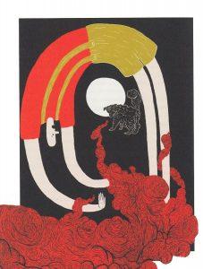 """""""Pypas ir jo nutikimai"""". Linos Navickaitės iliustr."""