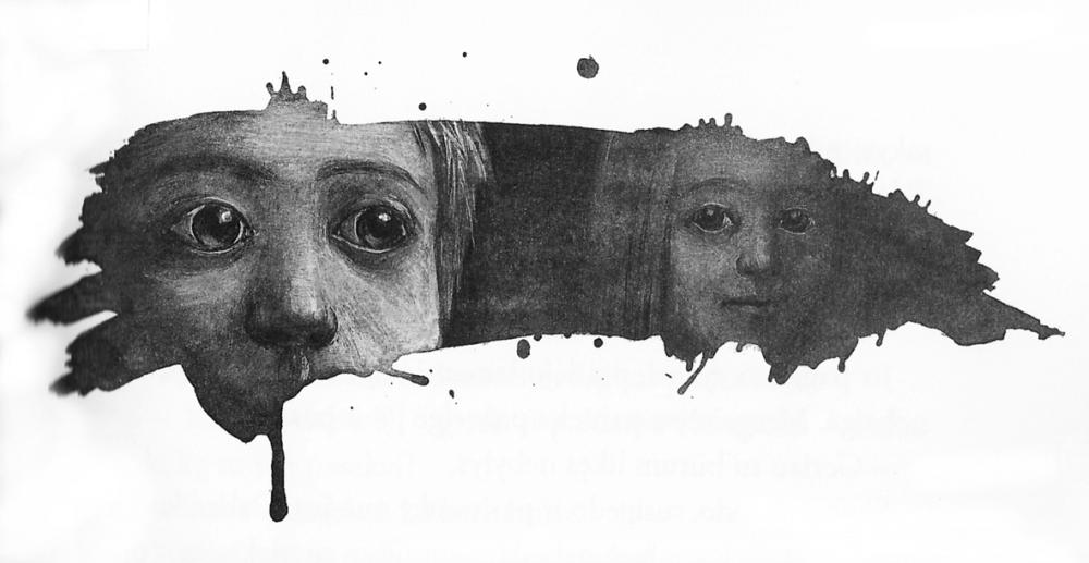"""""""Vėjo pamušalas"""". Rimanto Juškaičio iliustr."""