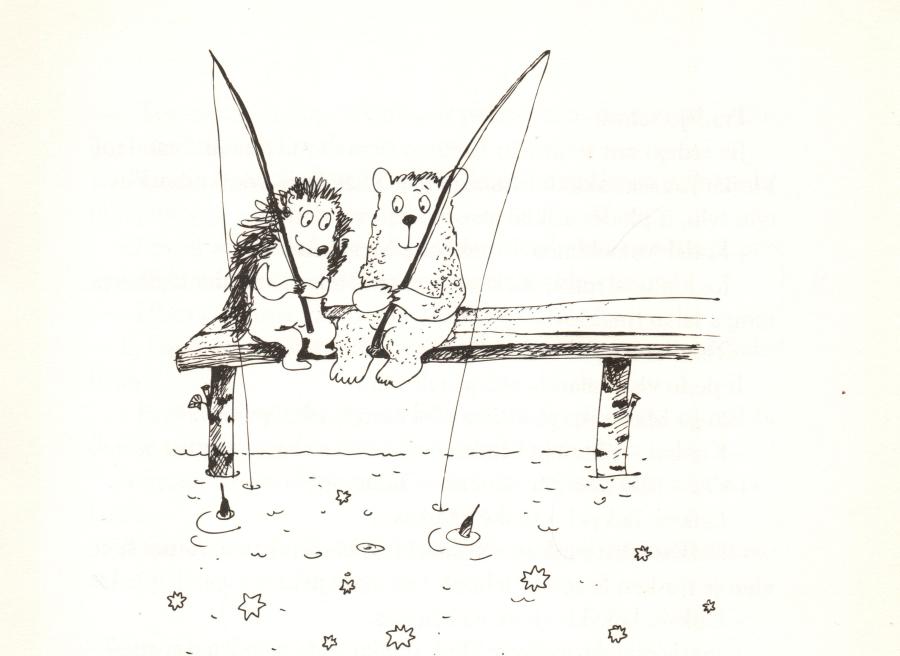 Sigutės Ach iliustracija