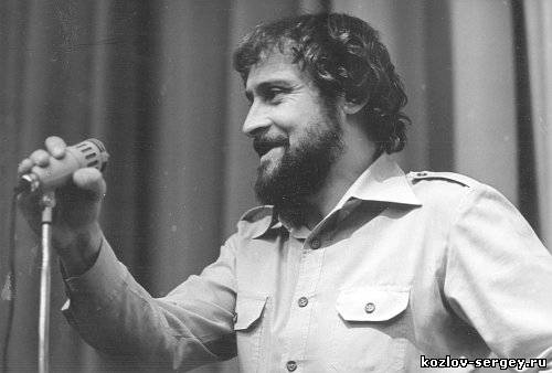 1983 m. spalis. Nuotr. V. Zotovo. Šaltinis http://www.kozlov-sergey.ru