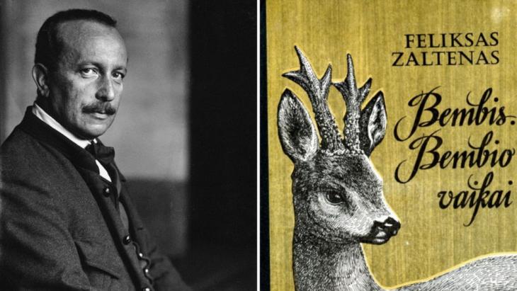 Felixas Saltenas Vienoje, 1910 ar vėliau