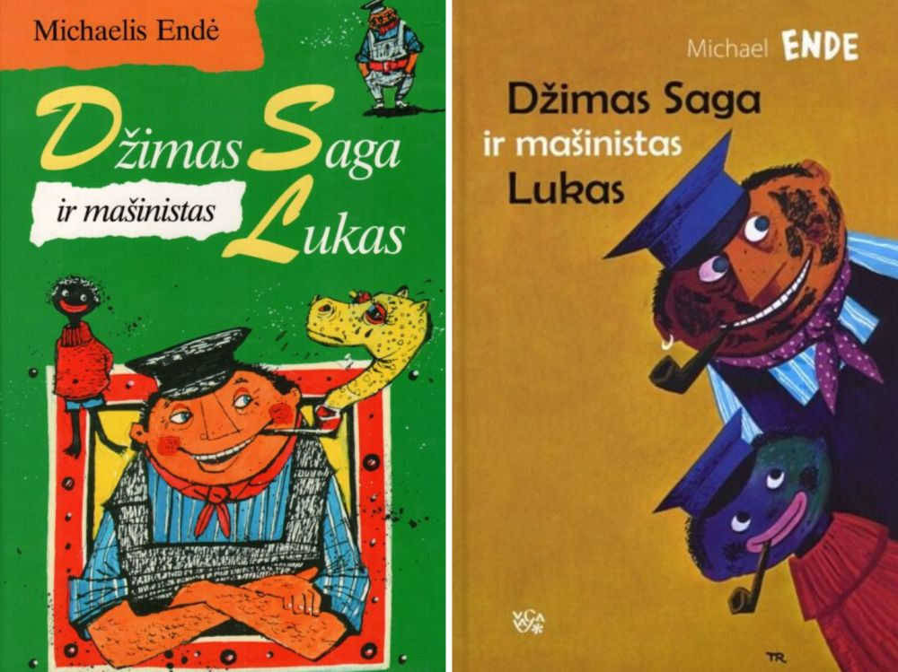 Vyturys, 1998; Vaga, 2009