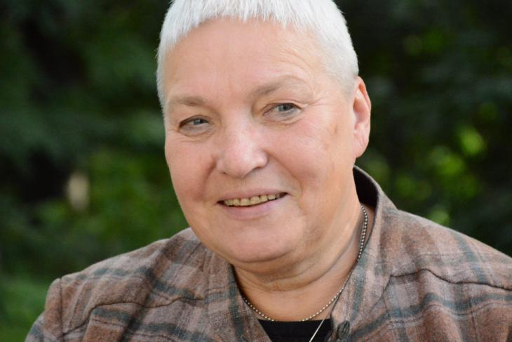 Irena Aleksaitė. Asmeninio archyvo nuotr.