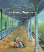 """Pirmasis I. Wikland autobiografinis kūrinys – paveikslėlių knyga """"Ilga ilga kelionė"""""""