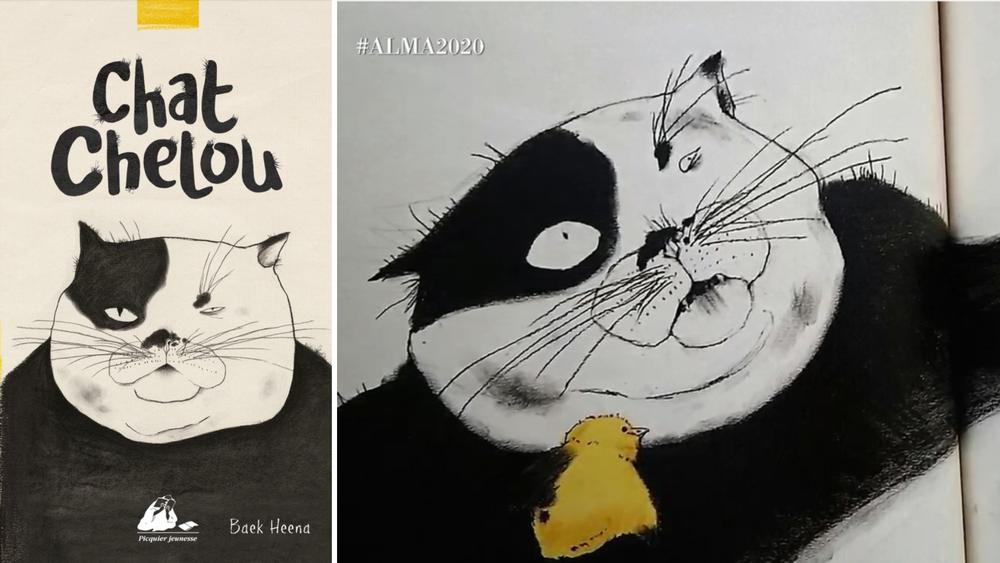 """Knygos """"Mažojo viščiuko Pijakio mama"""" iliustr."""