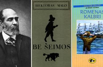 Prancūzų rašytojas Hectoras Henri Malot