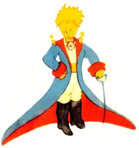 Iliustr. A. de SaintExupéry