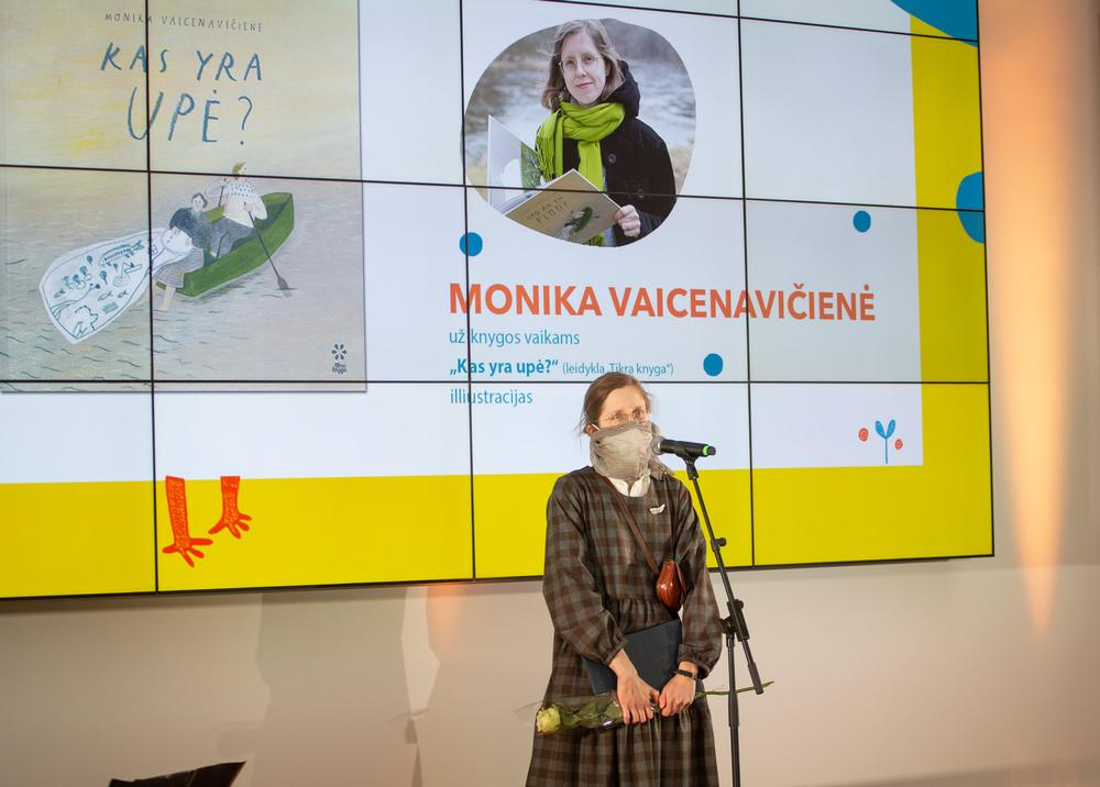 Monika Vaicenavičienė. Nuotr. autorius Justinas Kyga