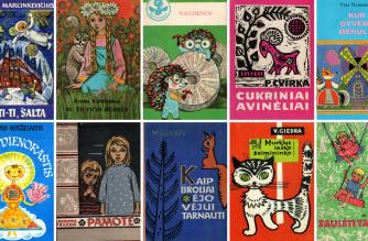 Laimutės Sofijos Barisaitės iliustruotos knygos vaikams