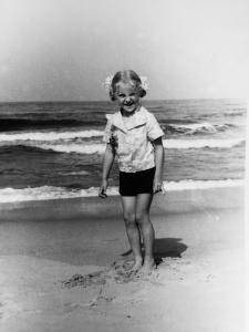 Vasarą prie Baltijos jūros. 1974 m.