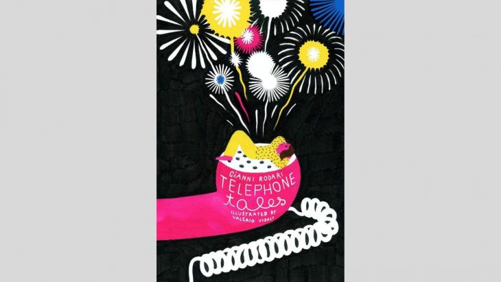 """2021 m. Batchelder apdovanojimą pelnė italų rašytojo Giannio Rodario knyga """"Pasakos telefonu"""""""