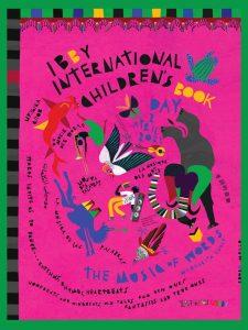 Plakatą sukūrė Brazilijos dailininkas Rogeris Mello