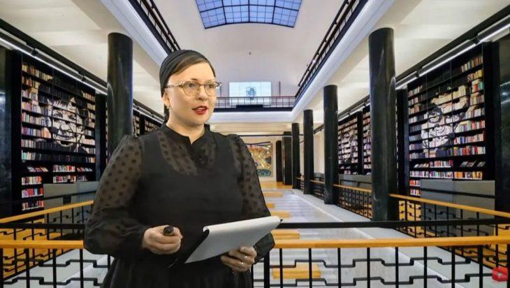 IBBY Lietuvos skyriaus pirmininkė Inga Mitunevičiūtė paskelbė nominantus