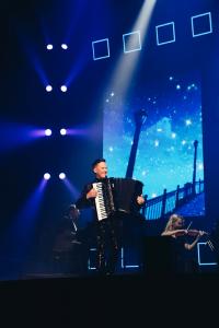 """Areninis koncertų turas """"Cinema"""". Šiauliai, 2019 m. (Fotogr. Monika Sed)"""