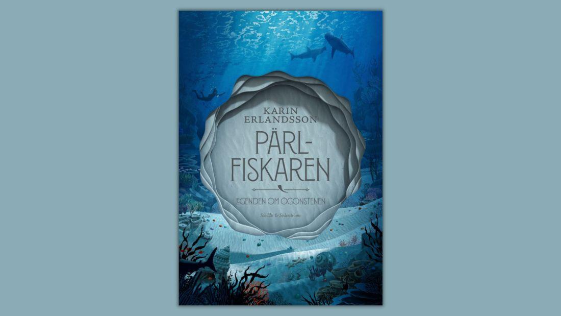 """Skaitymams siūloma Karin Erlandsson knyga """"Perlų gaudytoja"""""""